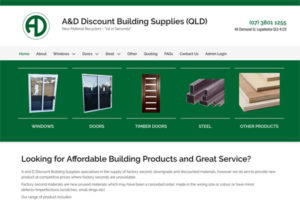 A & D Discount Building Supplies
