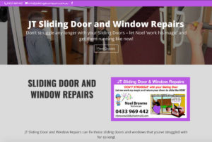 JT Sliding Door Repairs