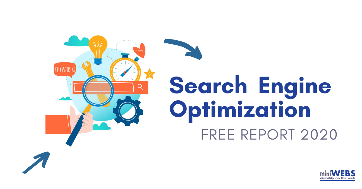 Search Engine Optimization FREE REPORT 2020