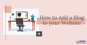 How to add a blog to your website