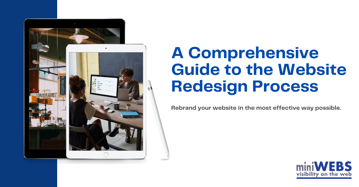 A Comprehensive Guide to the Website Redesign Process
