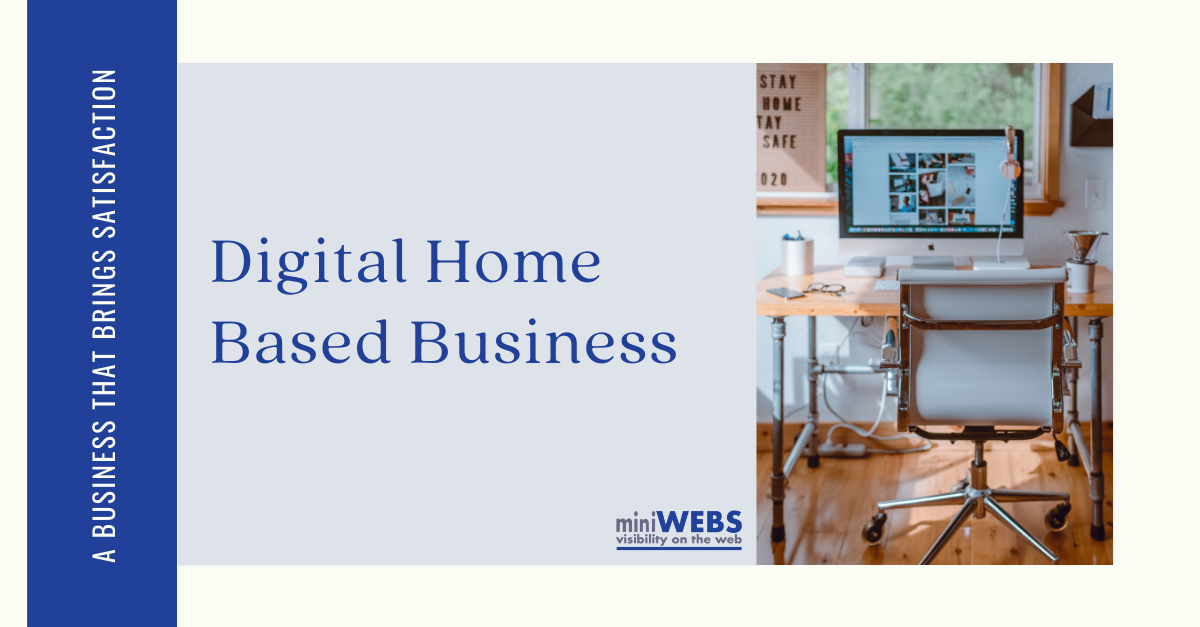 Your Home Based Business